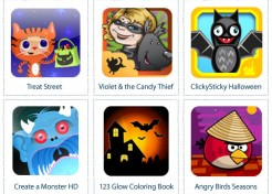 6 Halloween Apps For The Kids
