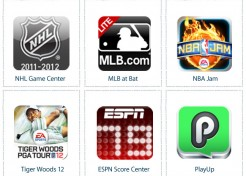 6 Apps For Sports (Husband Picked)