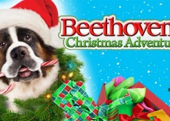 New On DVD Today: 'Beethoven's Christmas Adventure'