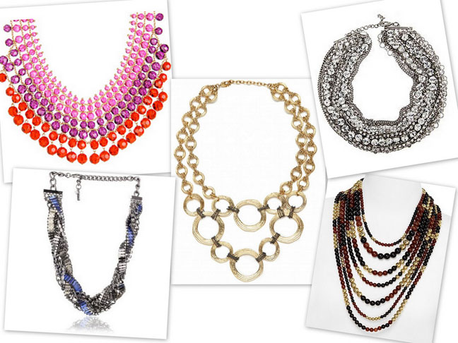 Statement Necklaces: No Need For Giftwrap
