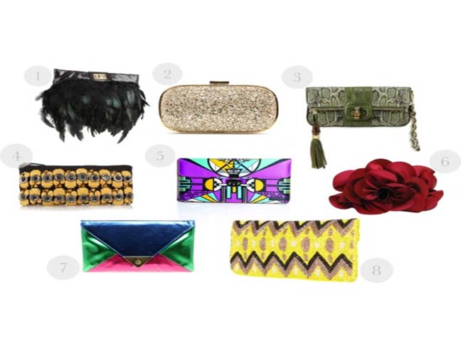 The Holiday Clutch: Small And Mighty