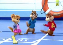 'Alvin And The Chipmunks: Chipwrecked' Opening December 16!