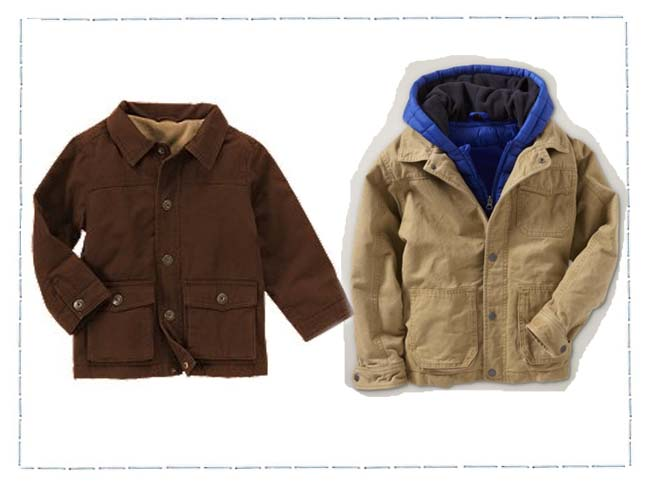 Have Winter Coats and Jackets For Boys