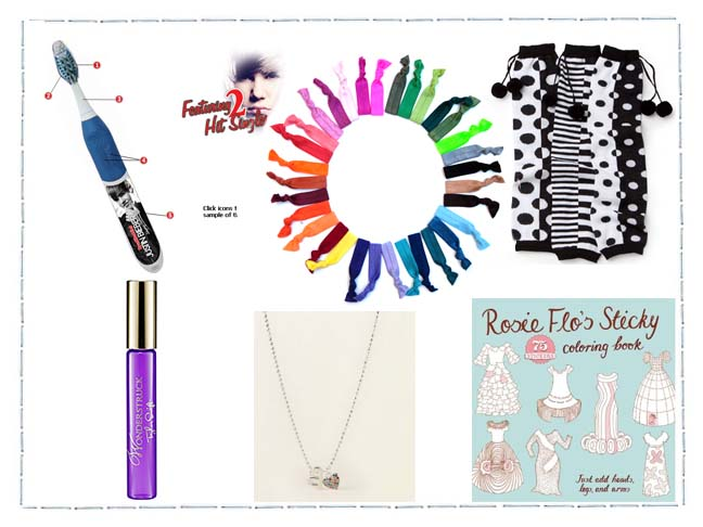 A Girl's Favorite Gifts Under 20
