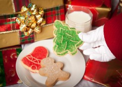 Why It's Important (and fun) To Leave Cookies For Santa