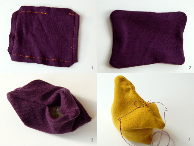 DIY: T-Shirt Hand Warmers