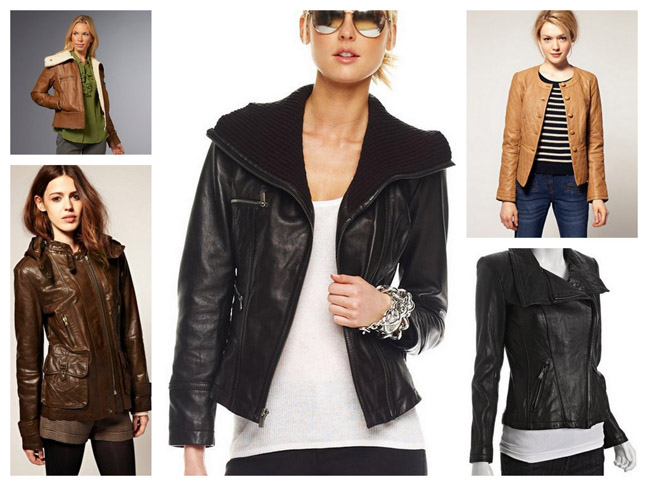 The Leather Jacket: Step Away From The Fleece