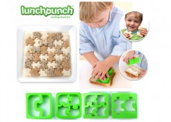 Make Food Fun With Lunch Punch Sandwich Cutters