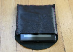 DIY: Leather Case for the Kindle or iPad