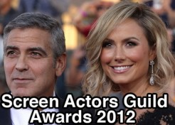 Red Carpet Fashion: 2012 Screen Actors Guild Awards