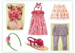 Littles Style: Fresh Floral For Spring