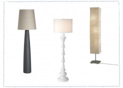 3 Floor Lamps that will add Ambience to any Room