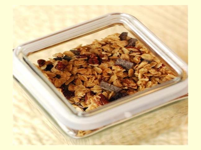 Chocolate Chunk Granola