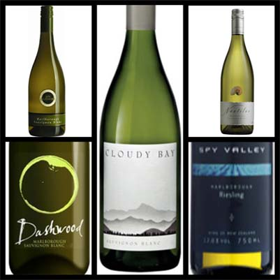 Food & Wine: New Zealand Sauvignon Blanc
