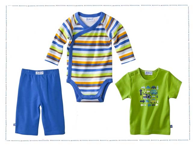3c119fe44 Zutano Blue For Target  Comfortable and Affordable Baby Boy Clothing