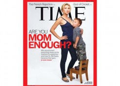 Time Magazine Cover Goes Viral