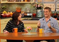 'Around The World In 80 Plates' Host Curtis Stone Talks Dad Duty With Rachael Ray
