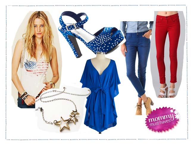 Mummy Must Haves: July 4th