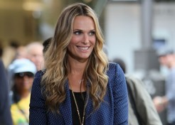 Molly Sims Gushes About Her New Son