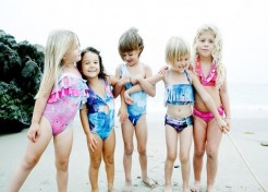 Bathing Suits That Battle Cancer