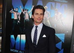 "Celebrity Dad Matt Bomer Thought ""Magic Mike"" Producers Meant To Call ""Vampire Diaries"" Star"