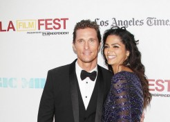 Matthew McConaughey And Camila Alves Expecting Baby #3