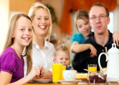 Ways To Keep Your Family On Schedule During The Week