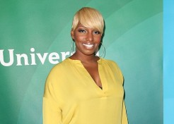 Real Housewives of Atlanta Star Nene Leakes Introduces Her Granddaughter