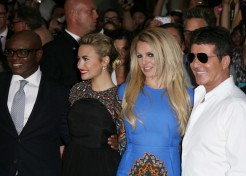Photos: Britney Spears And Demi Lovato Kick Off Season 2 Of The X Factor