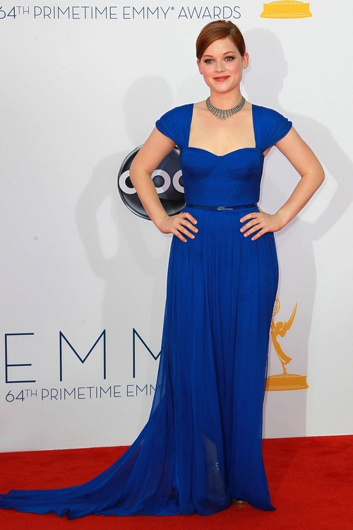 photos red carpet fashion at the 2012 primetime emmy awards
