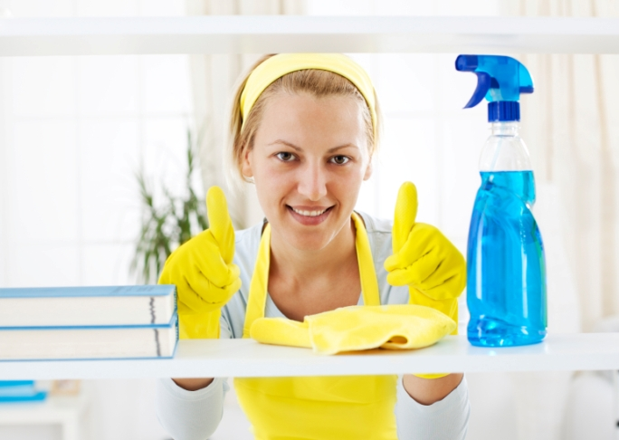 Make Your Own Homemade Household Cleaners