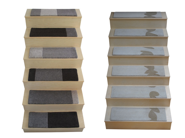 Alto Steps Are Available In Sets Of 12, Or They Can Be Purchased  Individually, So The Combinations Are Almost Endless. They Are Made From  New Zealand Wool, ...