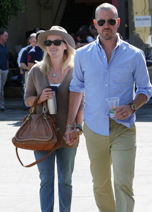 Reese Witherspoon Welc... Ryan Phillippe Today