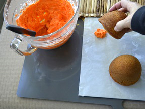 Good Witch Mini Cakes - Step 12
