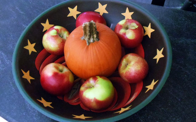 Baby's First Foods: Fall Options