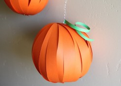 Pumpkin Lantern DIY Craft
