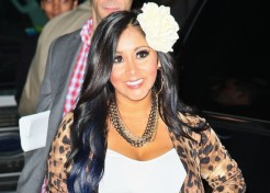 Nicole Polizzi, aka Snooki, Talks Motherhood and Marriage