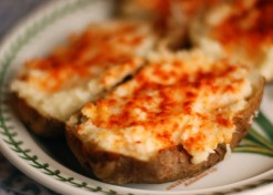 Classic Twice-Baked Potatoes Recipe