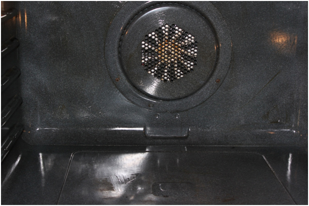 AAfter Using Easy Off Oven Cleaner
