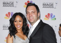 Tamera Mowry-Housley Shows Off Her Newborn Son