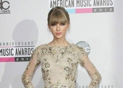 Red Carpet Fashion At The American Music Awards