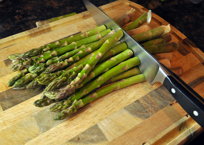 Asparagus Pastry Sticks Recipe - Step 4