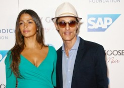 UPDATED: Matthew McConaughey And Camila Alves Welcome Baby #3