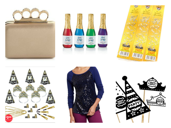 NYE Shopping Under $35