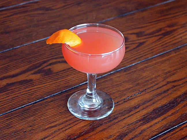 Orange Essence Cocktail Recipe