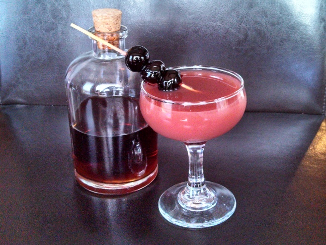Blood and Sand Mocktail Recipe
