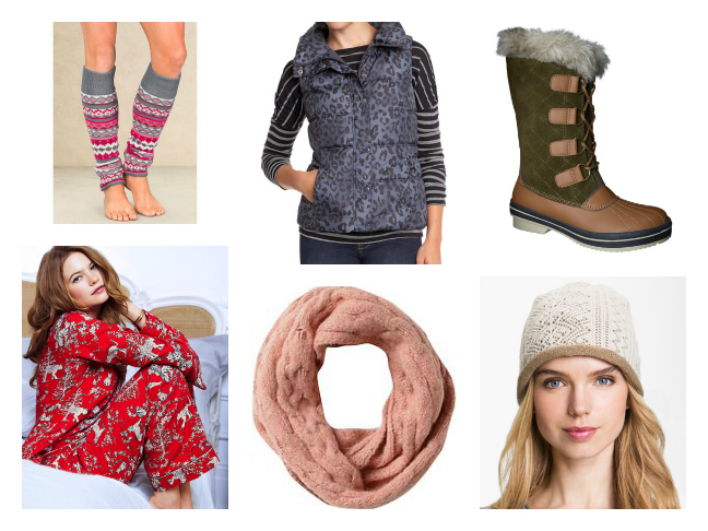Winter Shopping Items Under $35