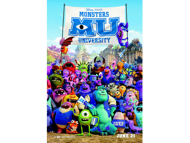 12 Not-So-Scary Monster Movies for Kids | Mumtastic