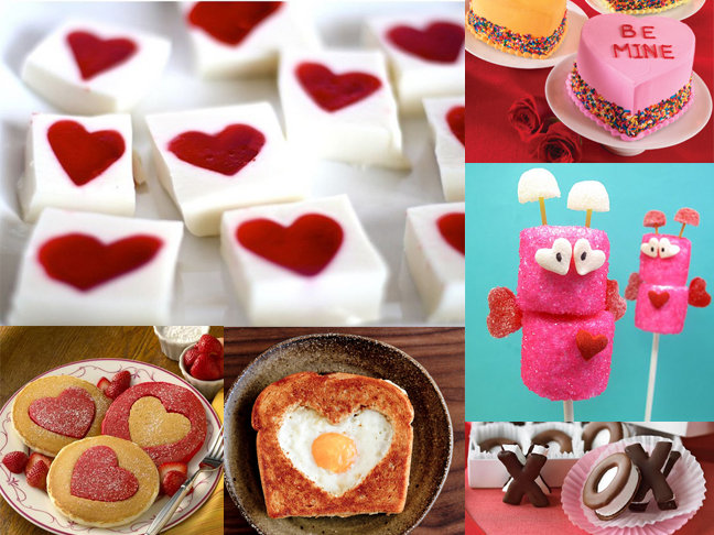 15 valentine's day treats, Ideas