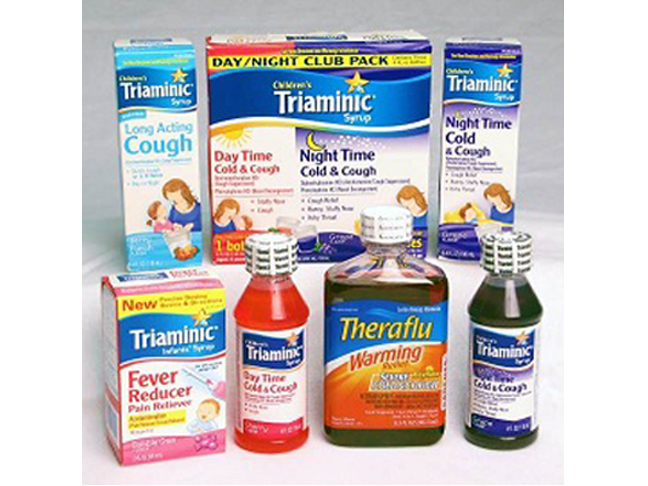 Recall January 31 2013 Triaminic And Theraflu Products Recalled